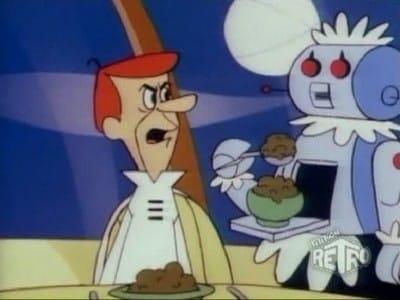 The Jetsons Season 2 :Episode 26  Haunted Halloween