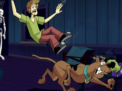 What's New, Scooby-Doo? Season 2 :Episode 6  A Scooby-Doo Halloween