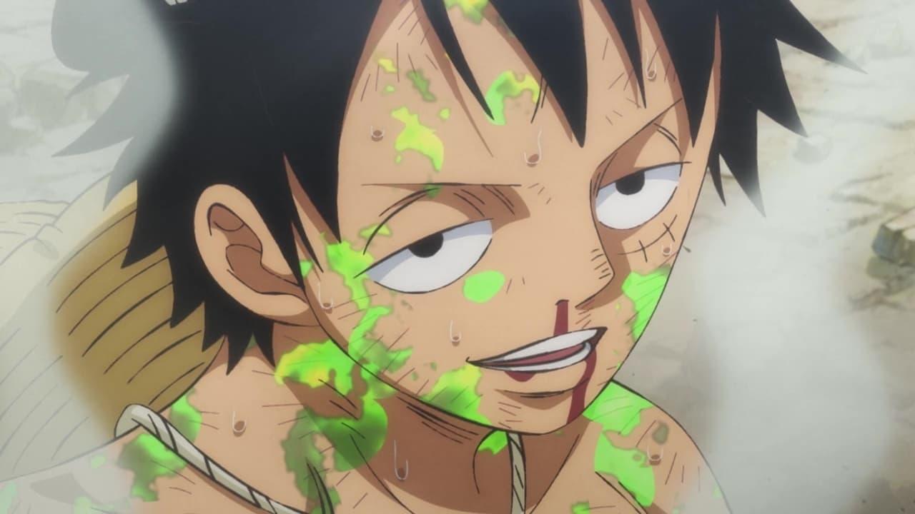 One Piece Season 21 :Episode 949  We're Here to Win! Luffy's Desperate Scream!