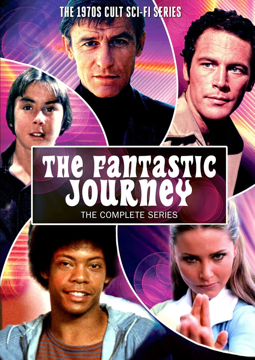 The Fantastic Journey TV Shows About Uncharted