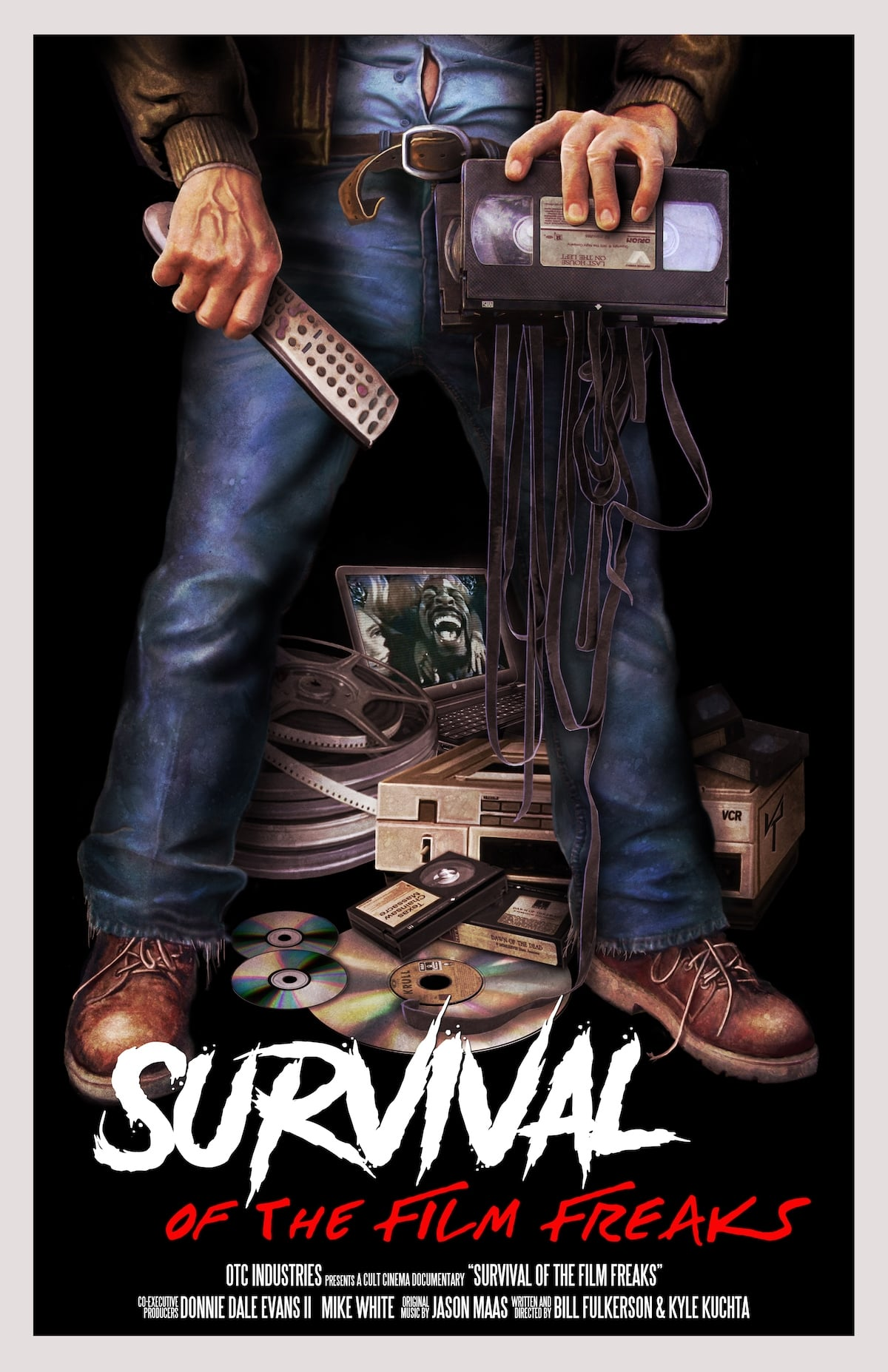 Survival of the Film Freaks on FREECABLE TV
