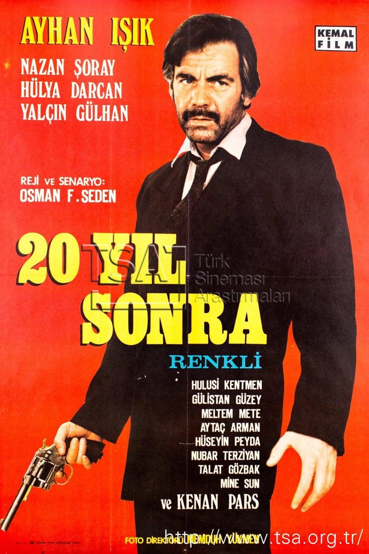 Ver Yirmi Y?l Sonra Online HD Español (1972)