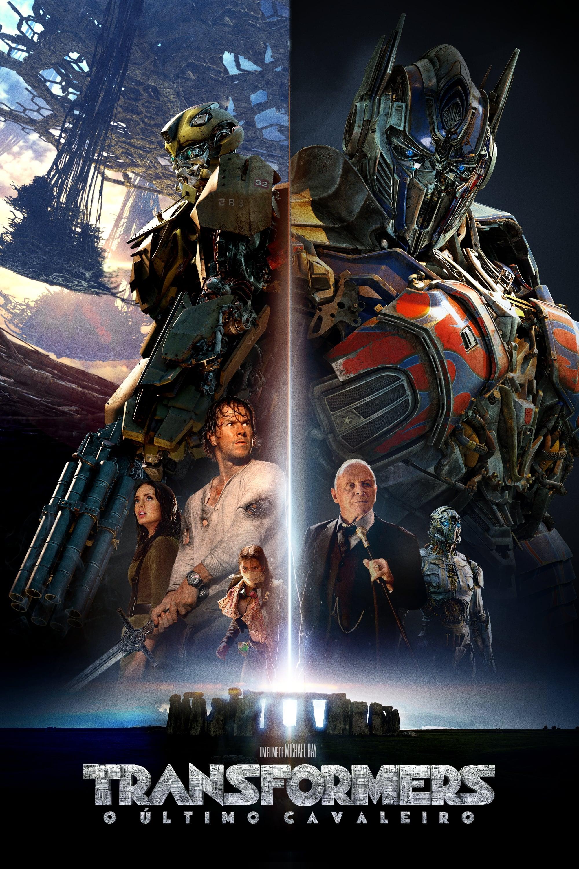 Transformers 5: O Último Cavaleiro – Legendado (2017)