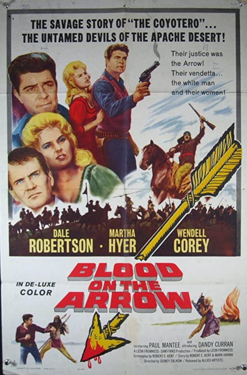 Blood on the Arrow (1964)