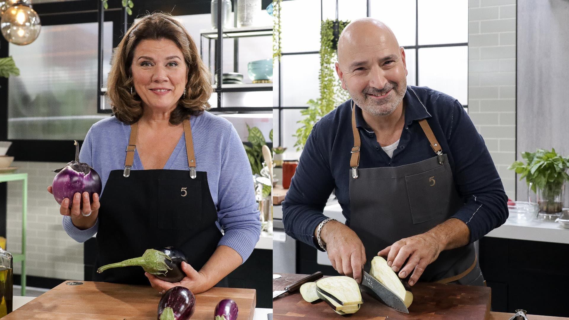 5 chefs dans ma cuisine Season 1 :Episode 13  Episode 13