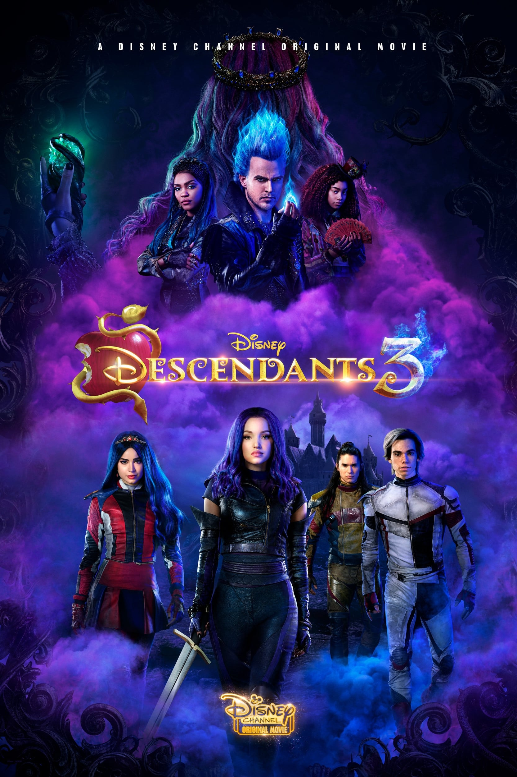 Descendants Stream
