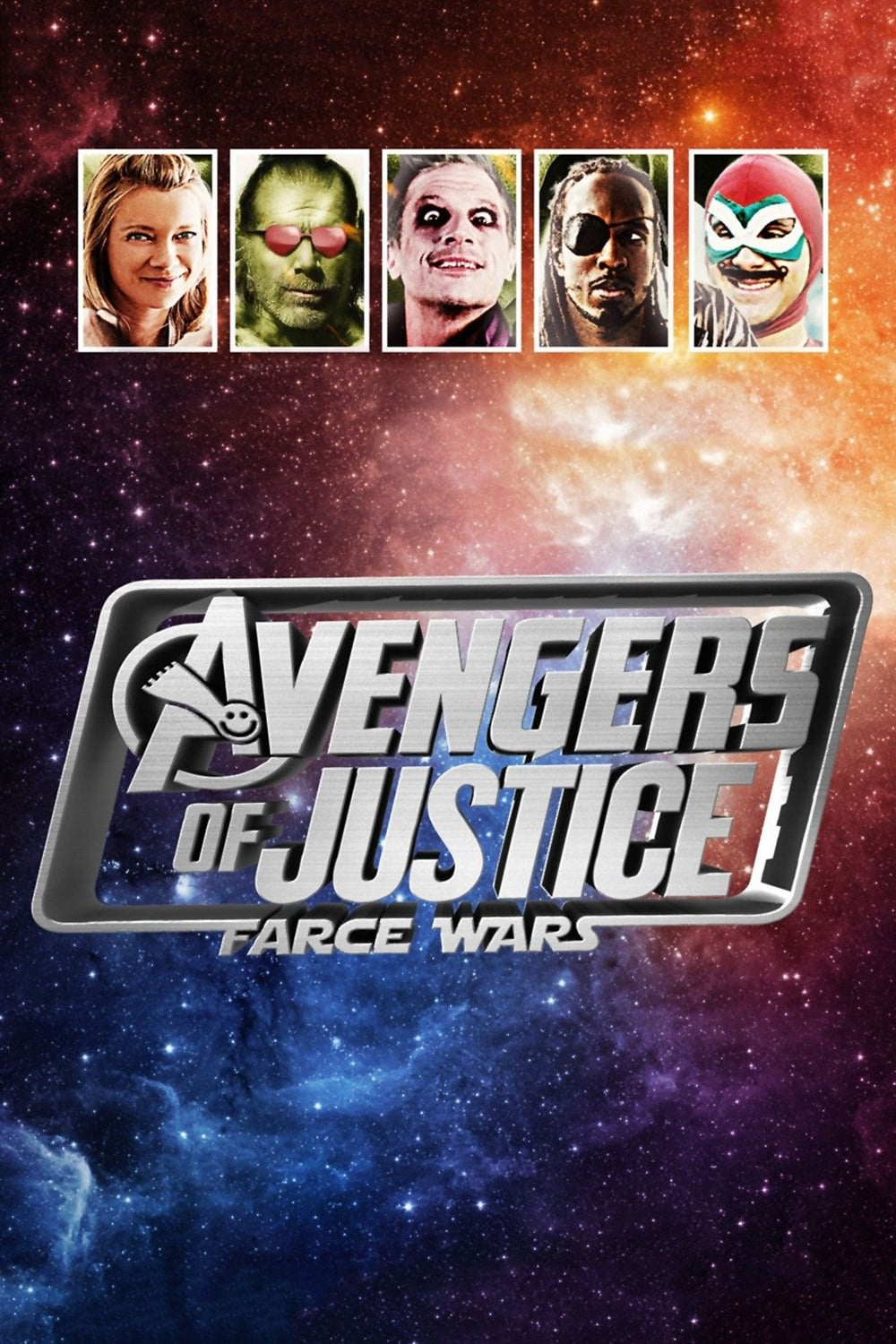 Avengers of Justice: Farce Wars (2018)
