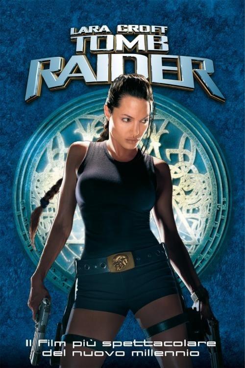 Lara Croft Tomb Raider 2001 Posters The Movie Database Tmdb