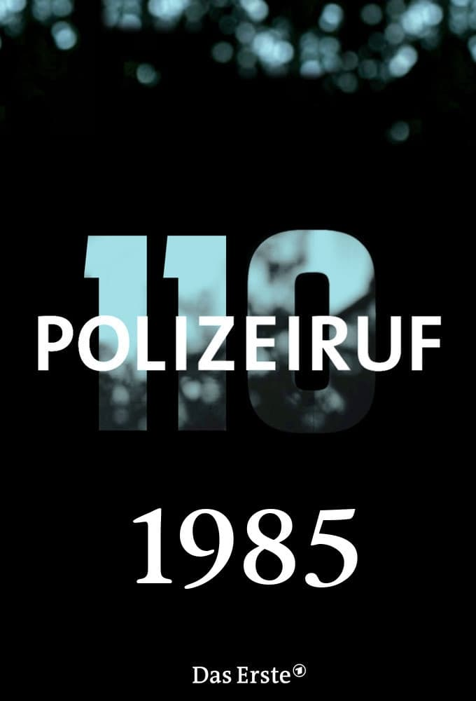 Polizeiruf 110 - Season 48 Season 15