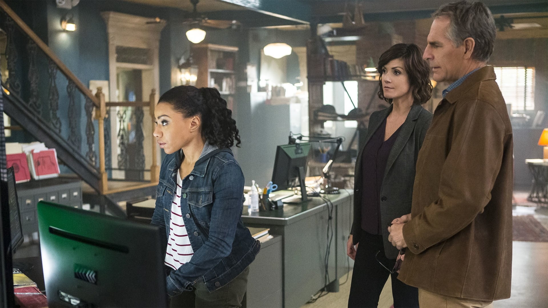 NCIS: New Orleans Season 2 :Episode 12  Sister City: Part Two