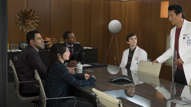 The Good Doctor 1º Temporada Episódio 17 - Sorria Dublado
