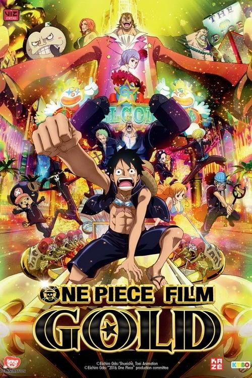 One Piece Film: Gold - Đảo Hải Tặc: Vàng (2016)