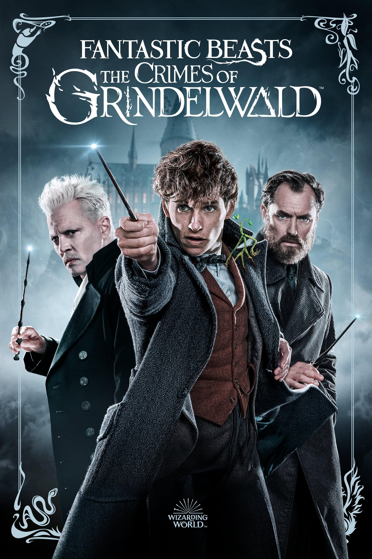 Animales Fantásticos: Los Crímenes de Grindelwald (2018) HD 1080P LATINO/INGLES