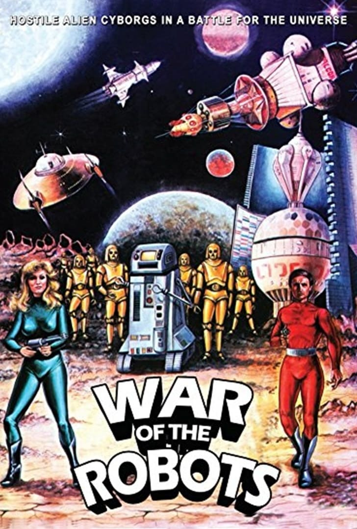 The War of the Robots (1978)