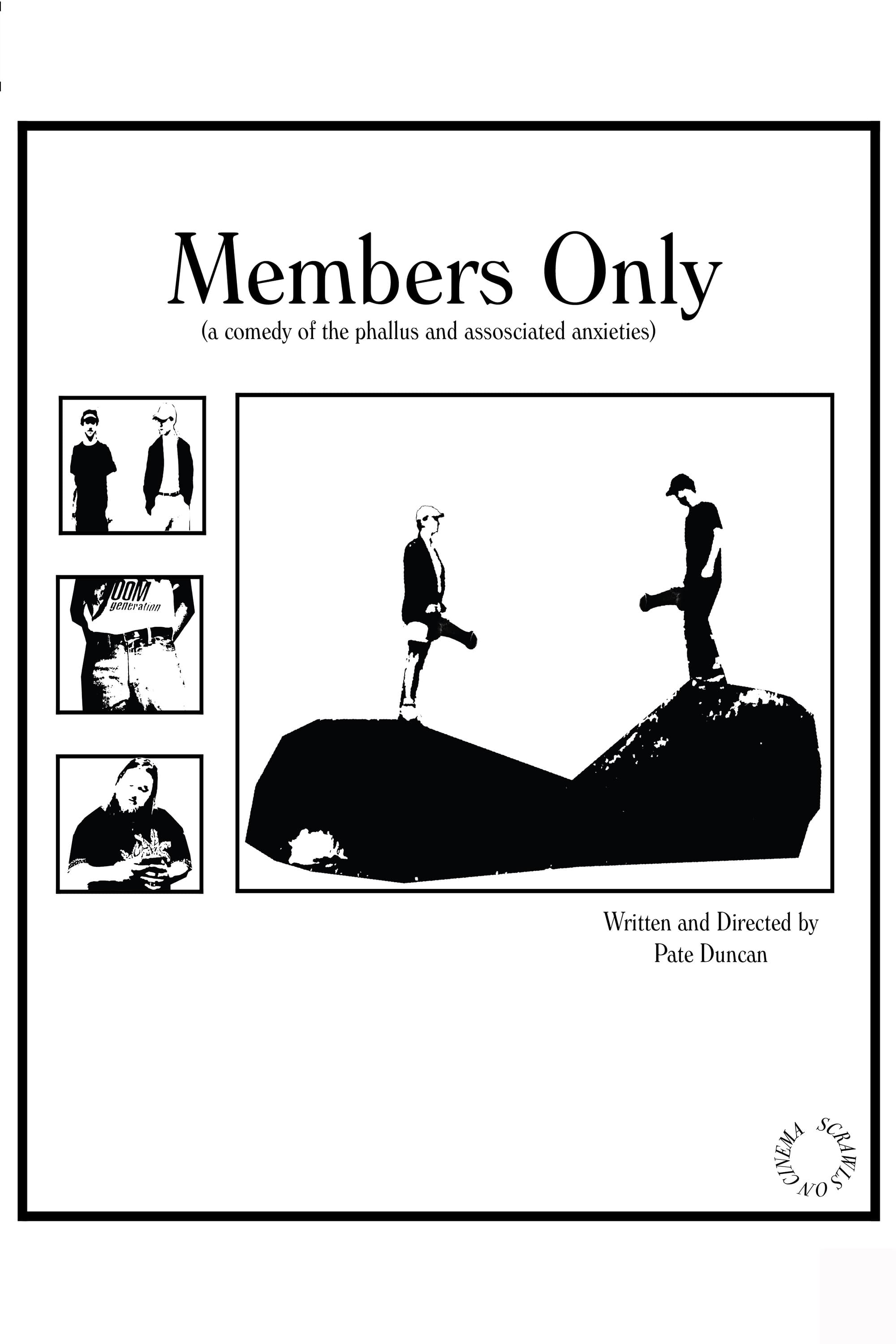 Members Only (2021)