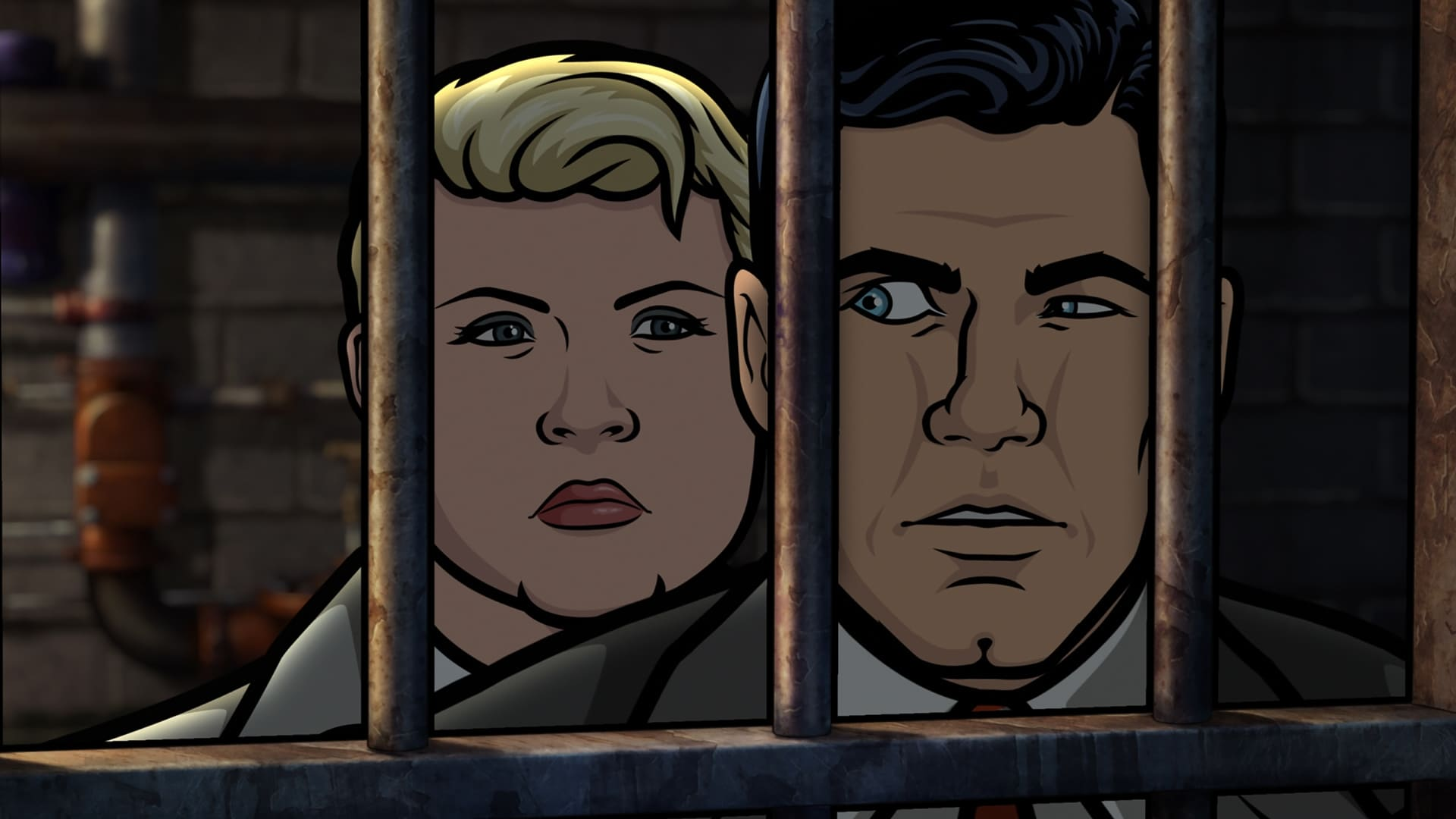 Archer Season 8 :Episode 3  Jane Doe