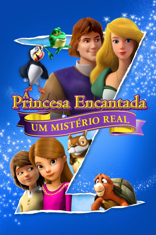 Princesa Encantada – Um Mistério Real Dublado