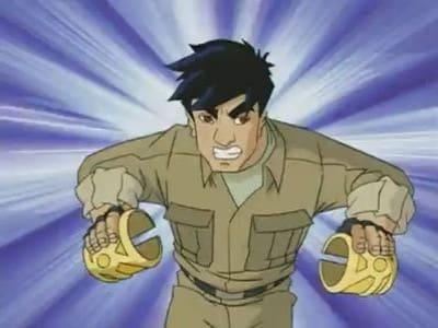 Jackie Chan Adventures Season 2 :Episode 37  Shrink Rap
