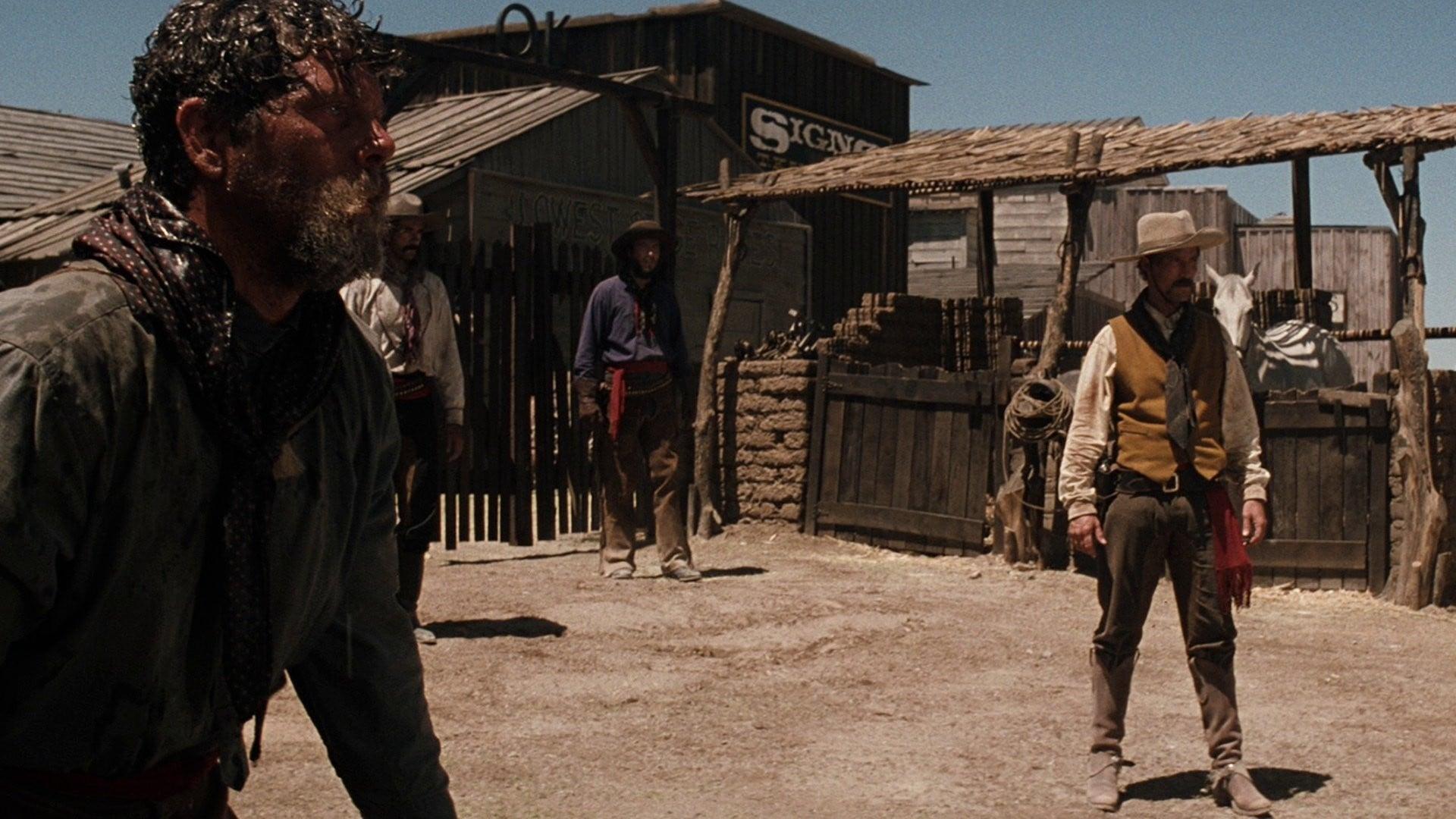 Tombstone: la leyenda de Wyatt Earp