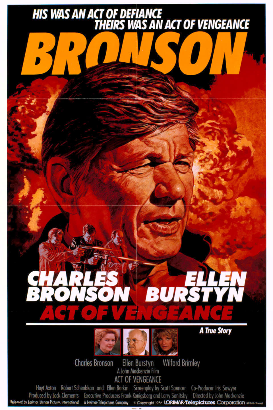 Act of Vengeance (1986)