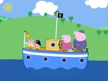 Peppa Pig Season 1 :Episode 48  Grandpa Pig's Boat