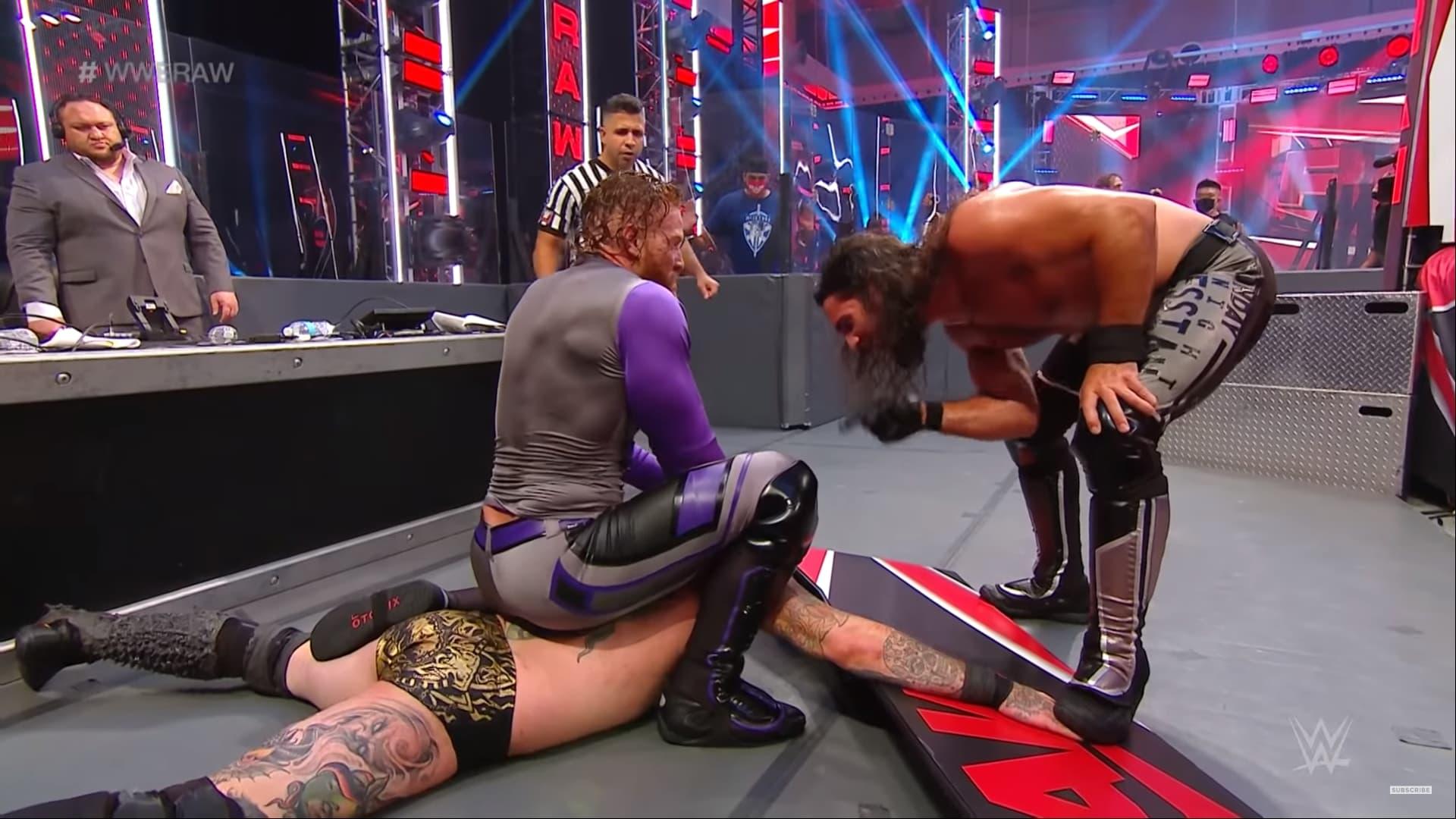 WWE Raw Season 28 :Episode 29  July 20, 2020