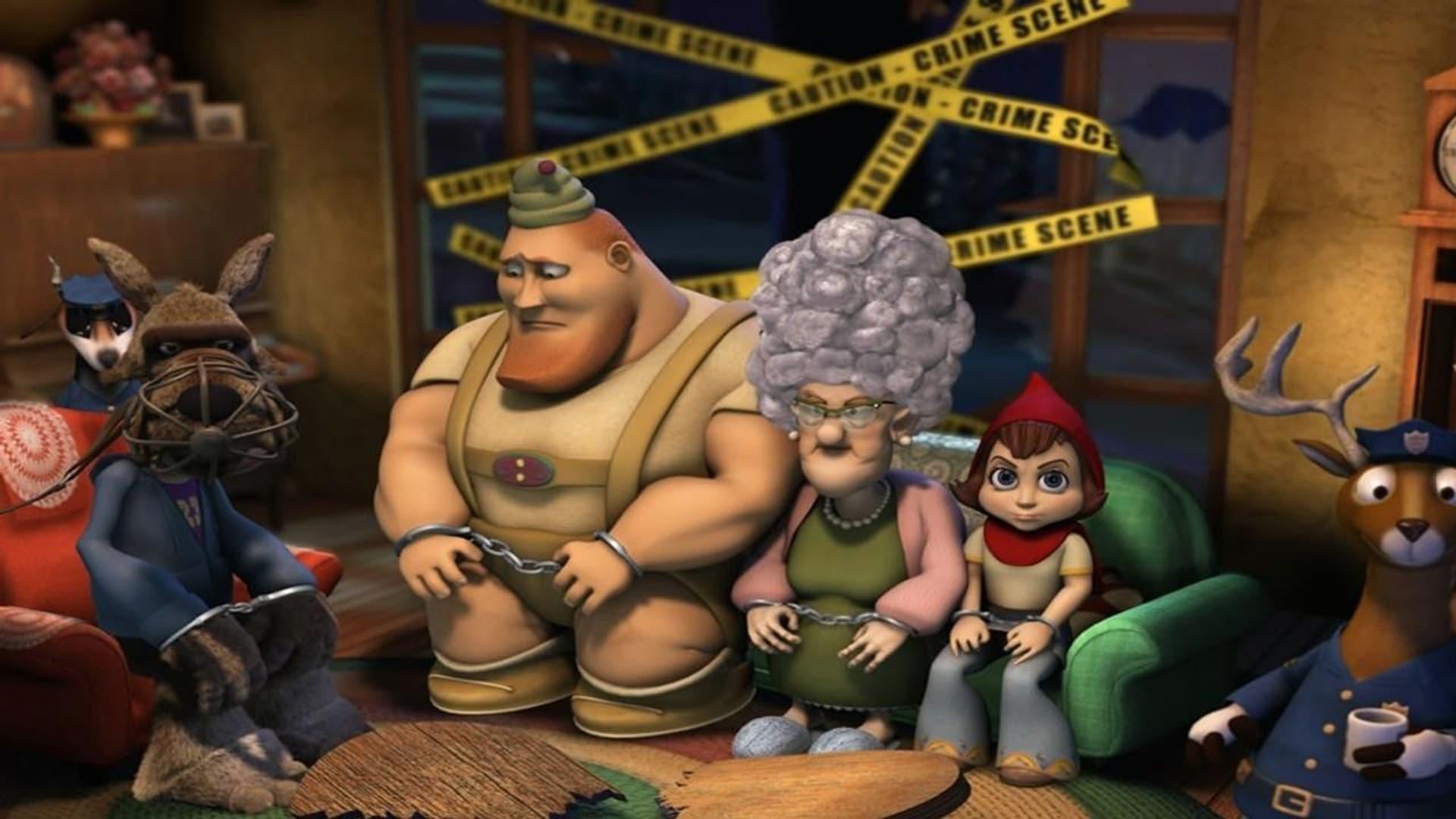 Die Rotkäppchen-Verschwörung (2005)