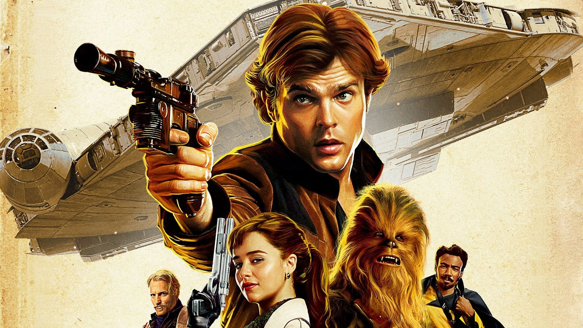 Solo Star Wars Stream