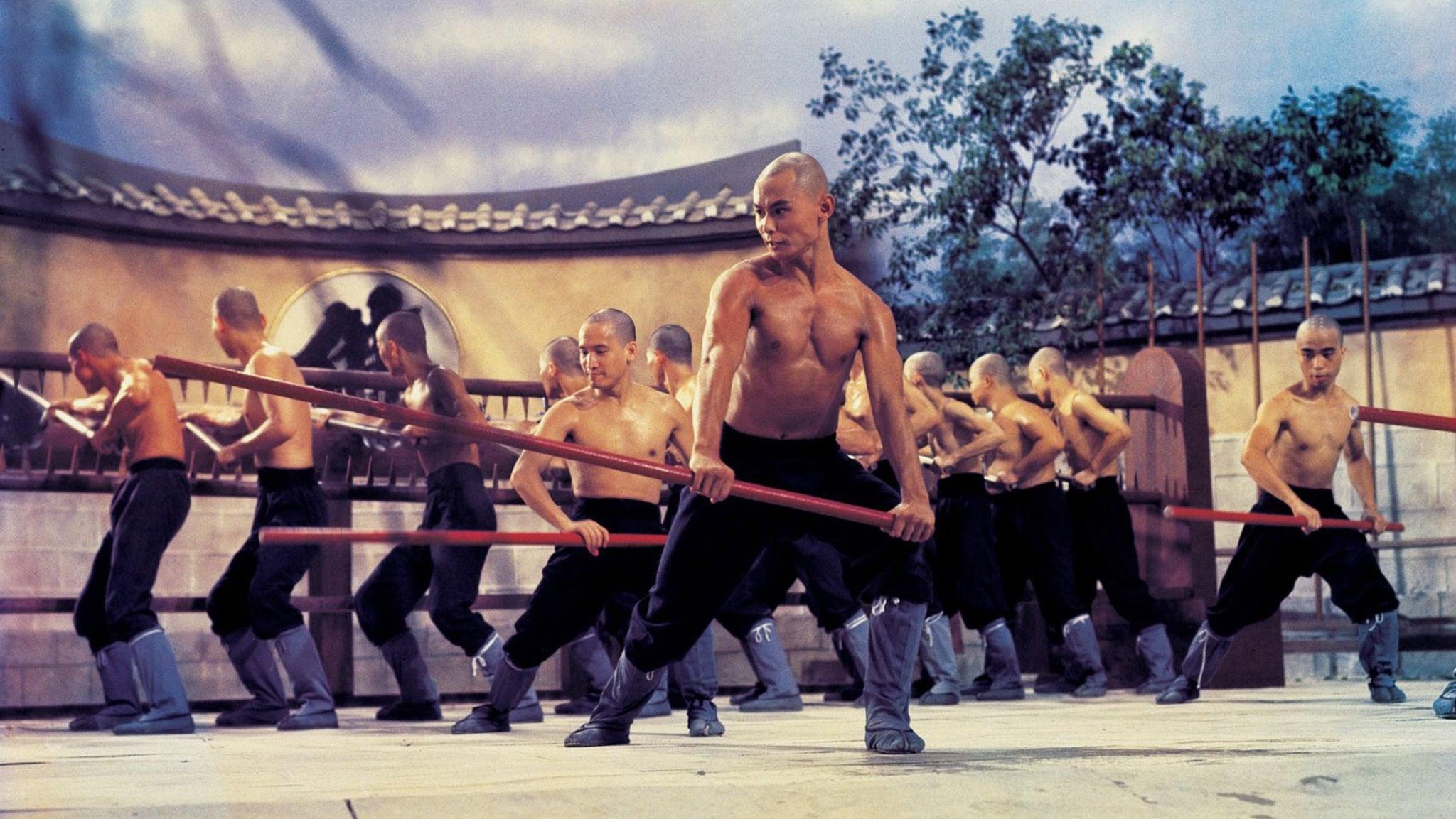 少林三十六房 (1978) Full Movie