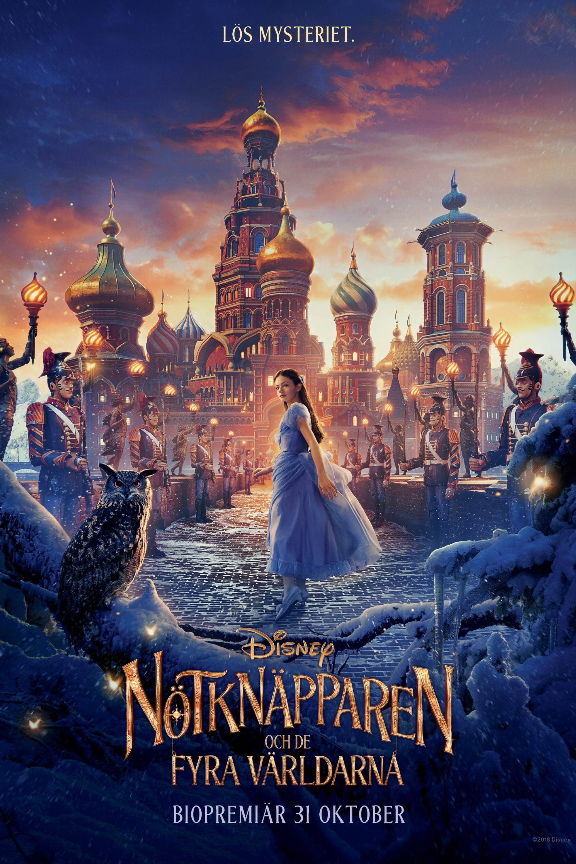 Poster and image movie Film Spargatorul de Nuci si Cele Patru Taramuri - The Nutcracker and the Four Realms - The Nutcracker and the Four Realms 2018