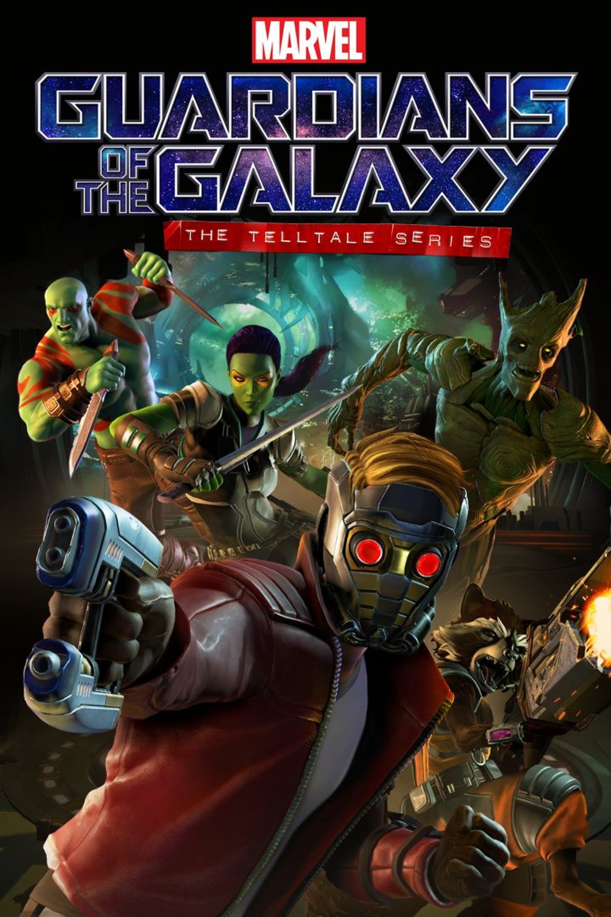 Ver Guardians of the Galaxy: The Telltale Series Online HD Español (2017)