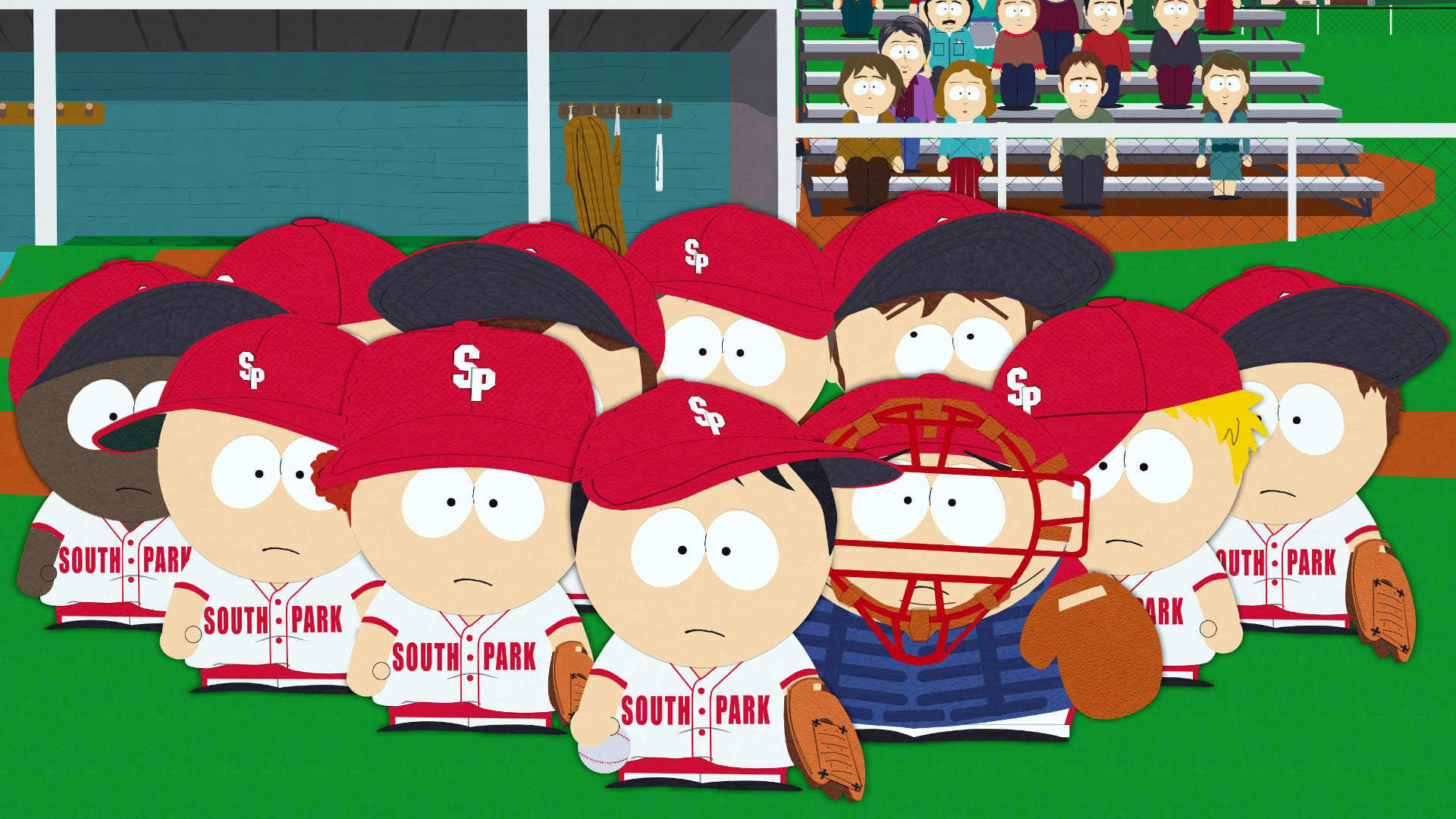 South Park Season 9 :Episode 5  The Losing Edge