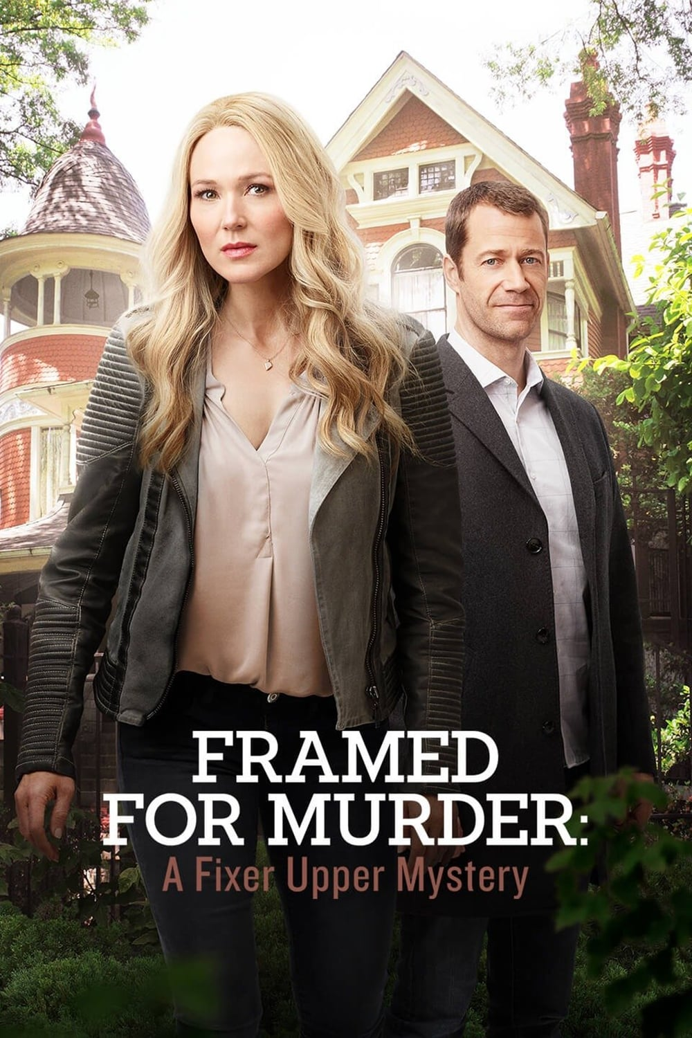 Framed for Murder: A Fixer Upper Mystery (2017)