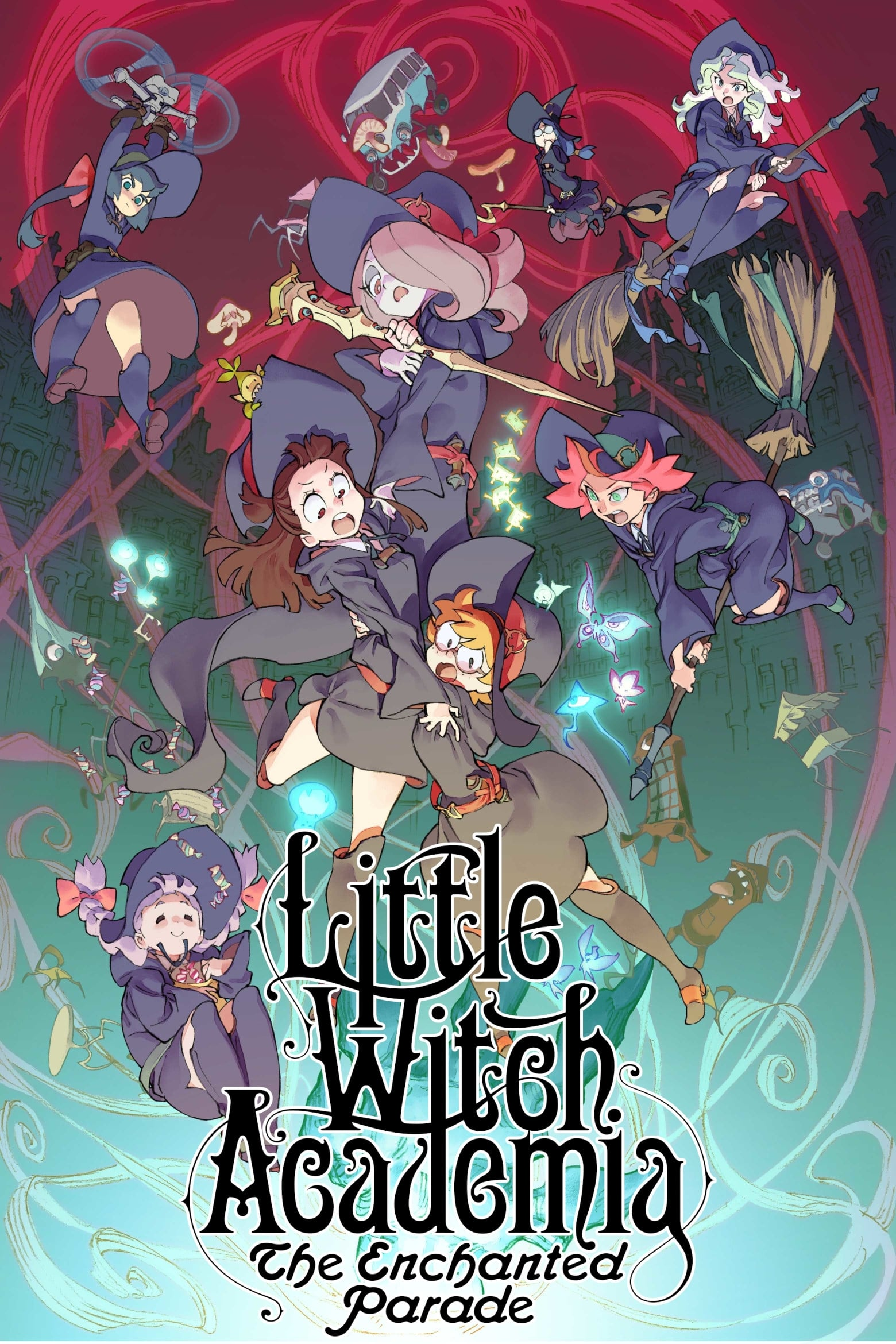 Little Witch Academia: The Enchanted Parade
