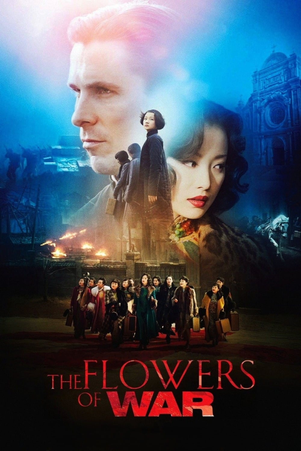 The Flowers of War on FREECABLE TV
