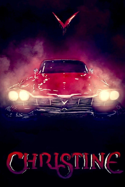 #Christine (1983) | Best movie posters, Horror movie ... |Christine 1983 Poster Back
