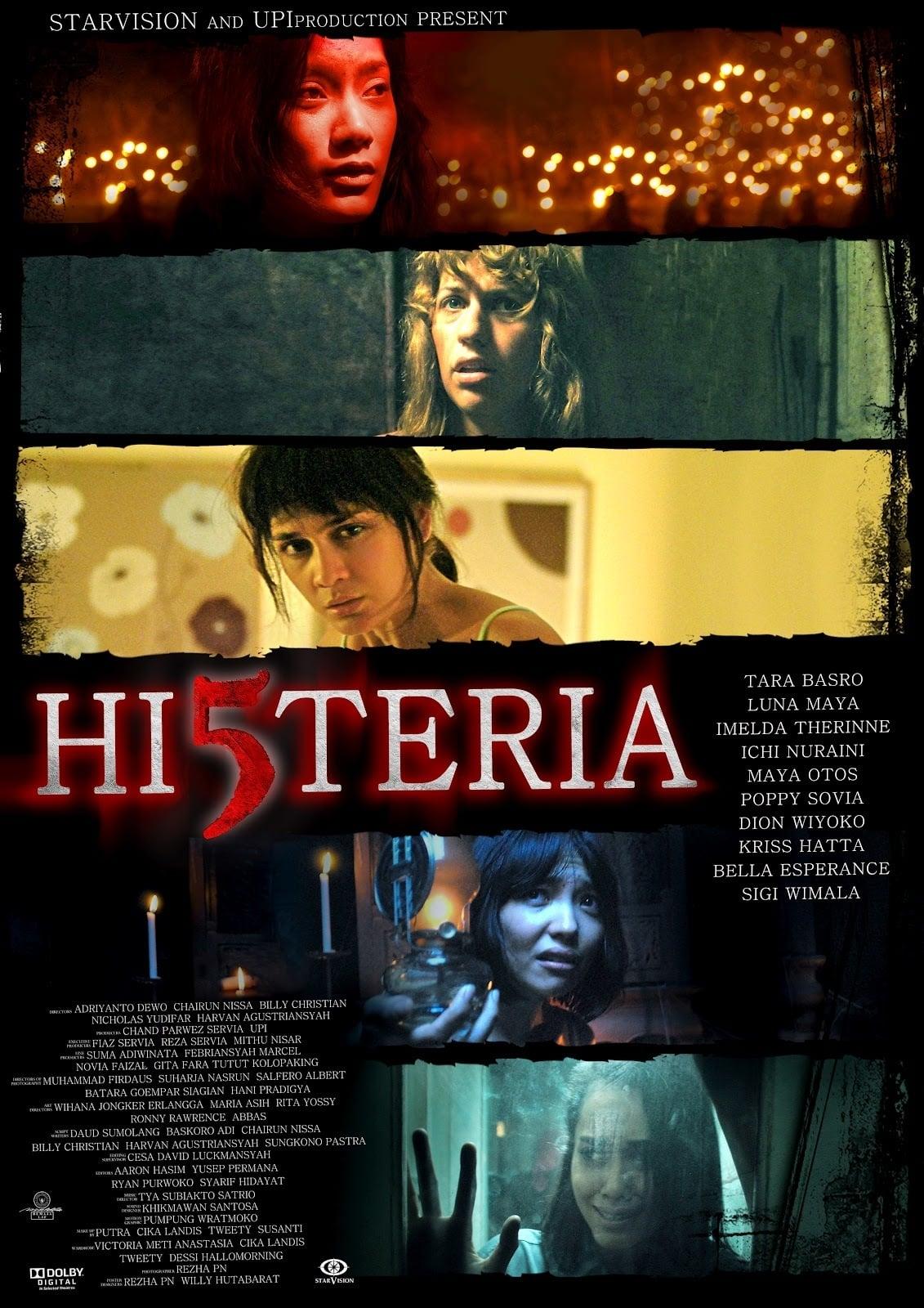 Ver Hi5teria Online HD Español (2012)