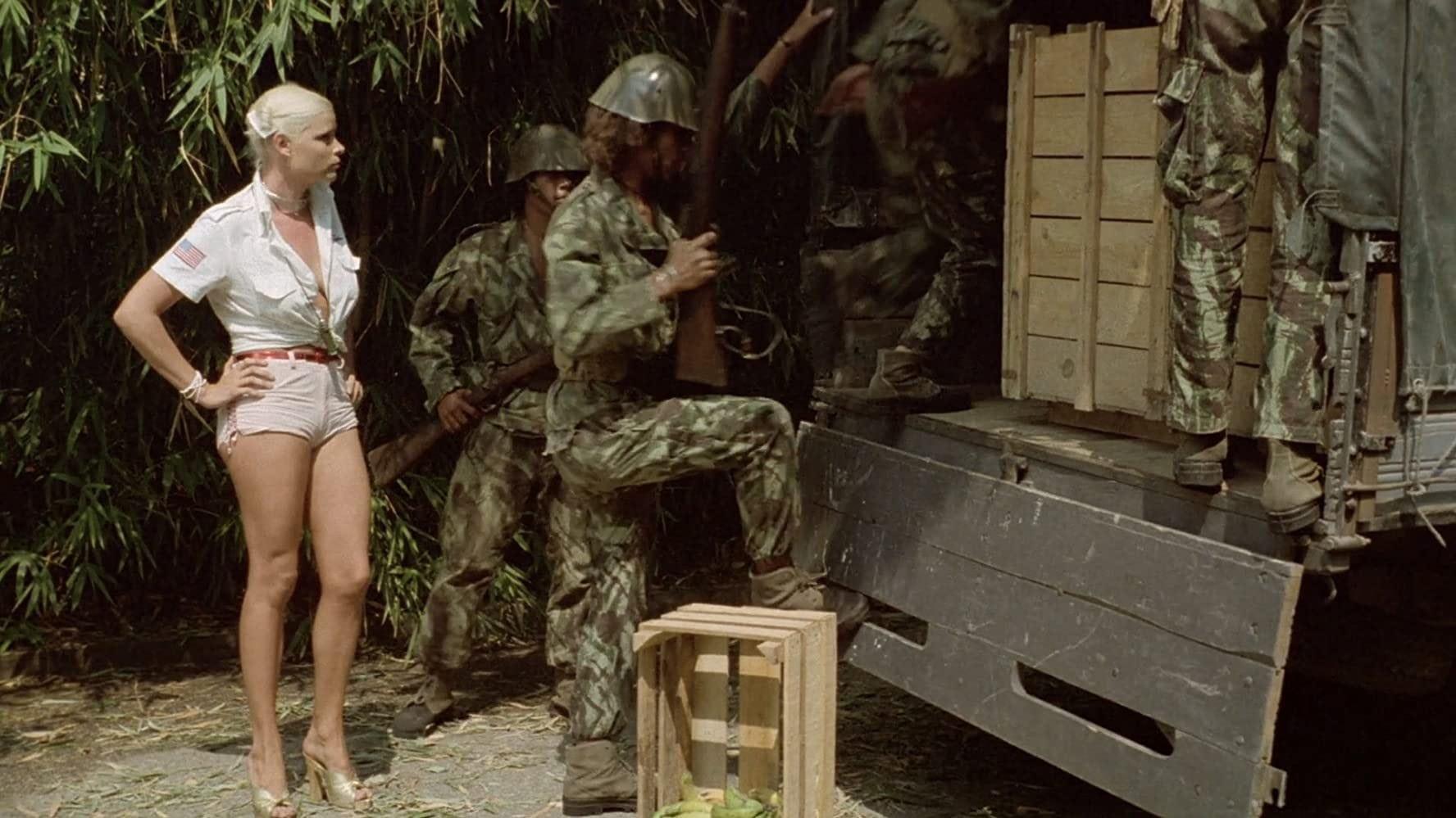 The Commando Of Prison