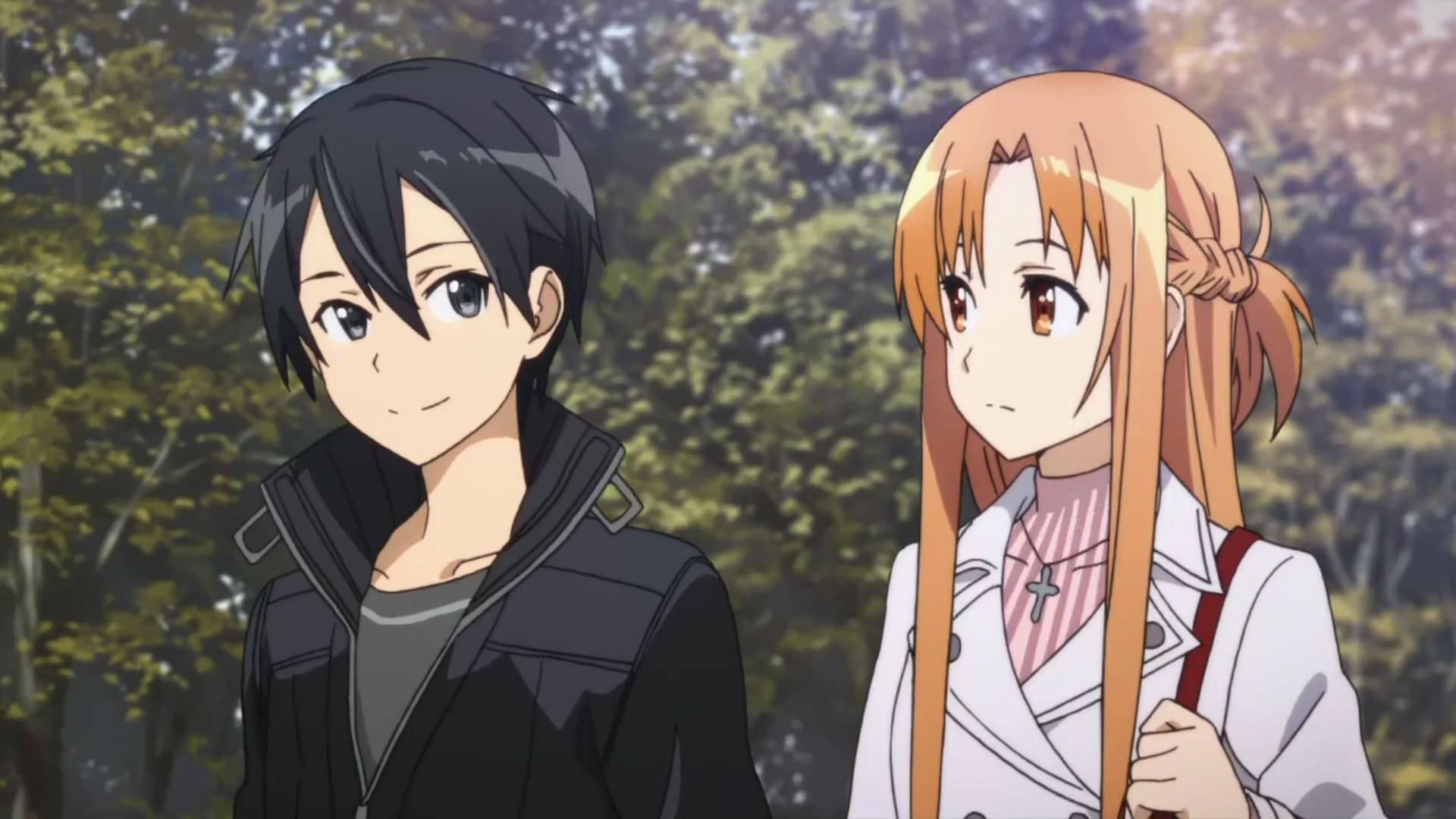 Sword Art Online Season 2 :Episode 1  The World of Guns