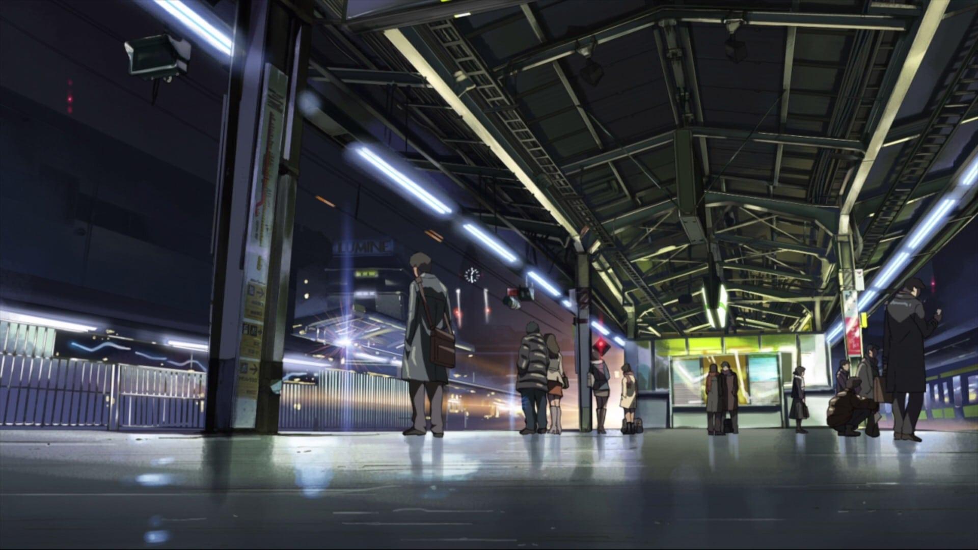 Saniyede Beş Santimetre (2007)
