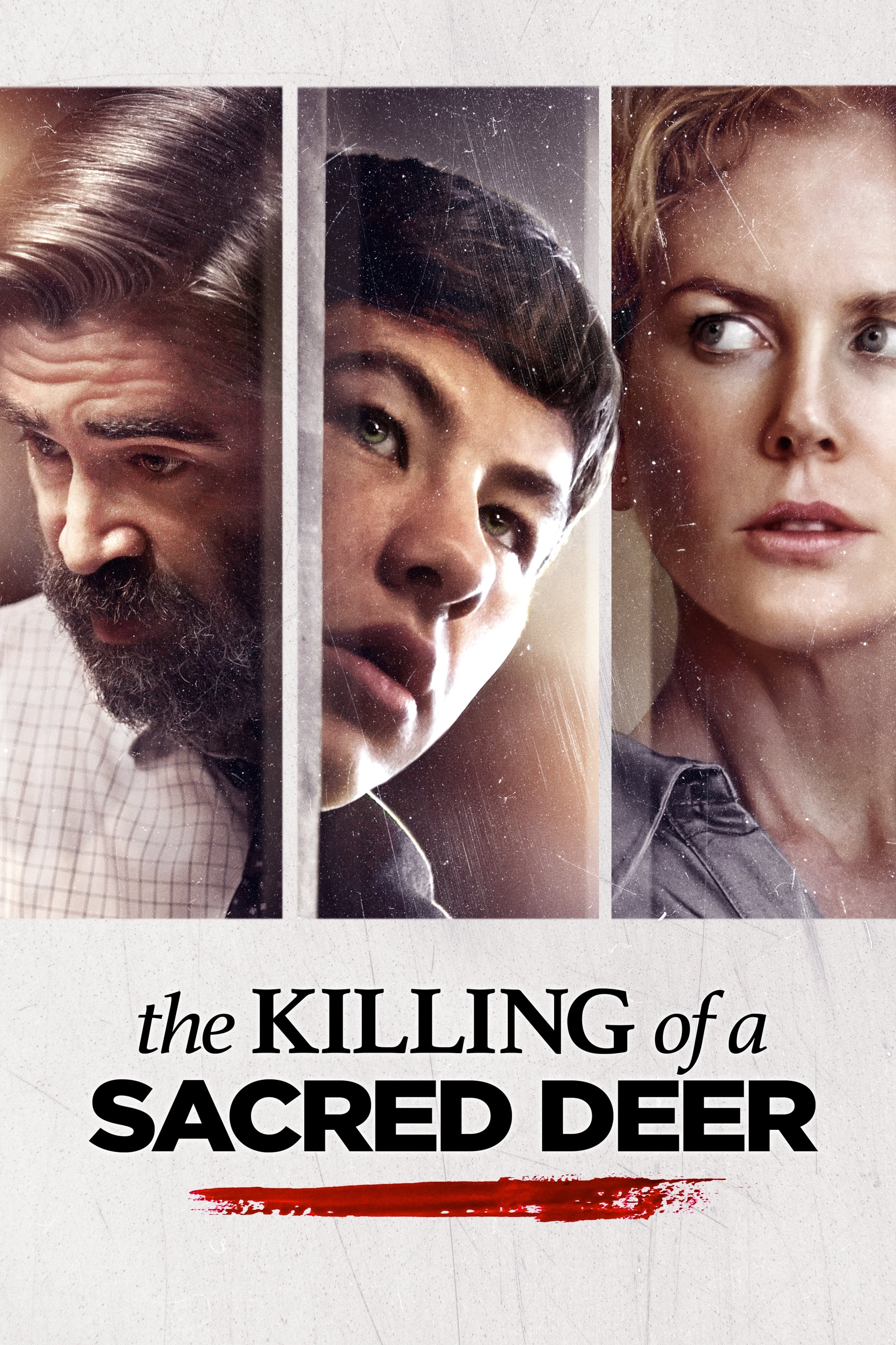 The Killing of a Sacred Deer / Ο Θάνατος Του Ιερού Ελαφιού