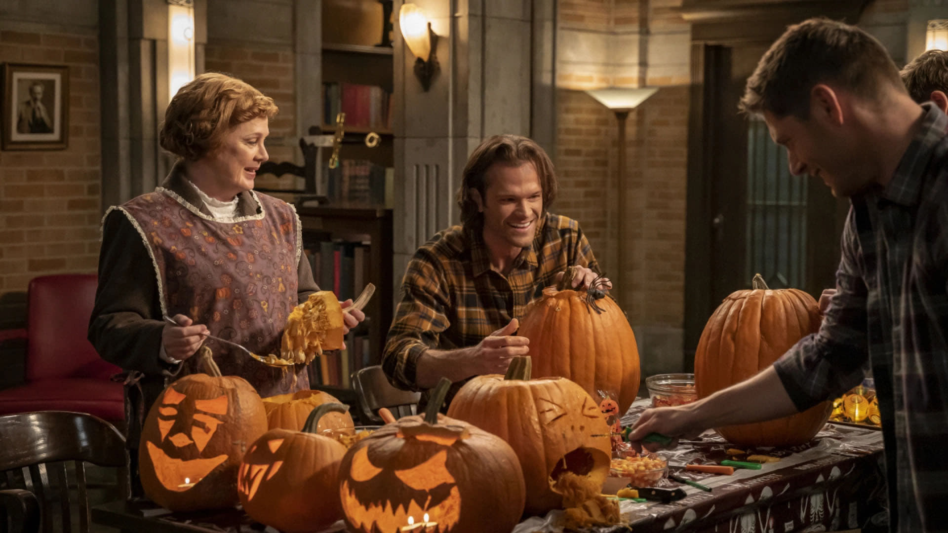 Supernatural Season 15 :Episode 14  Last Holiday