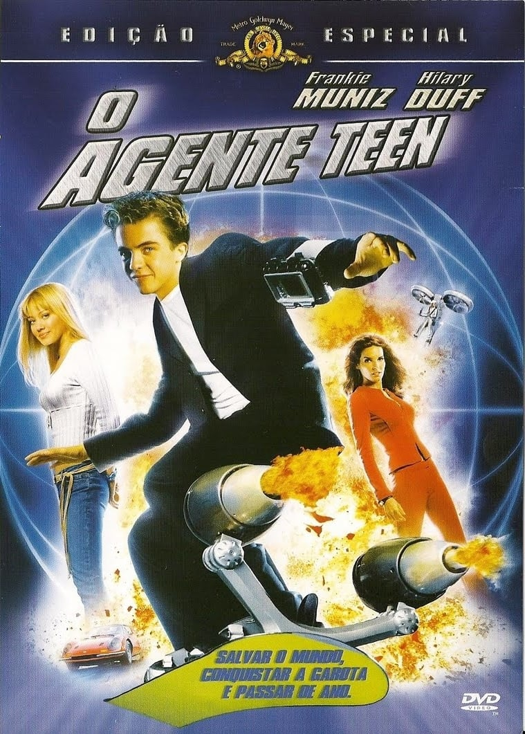 O Agente Teen Dublado