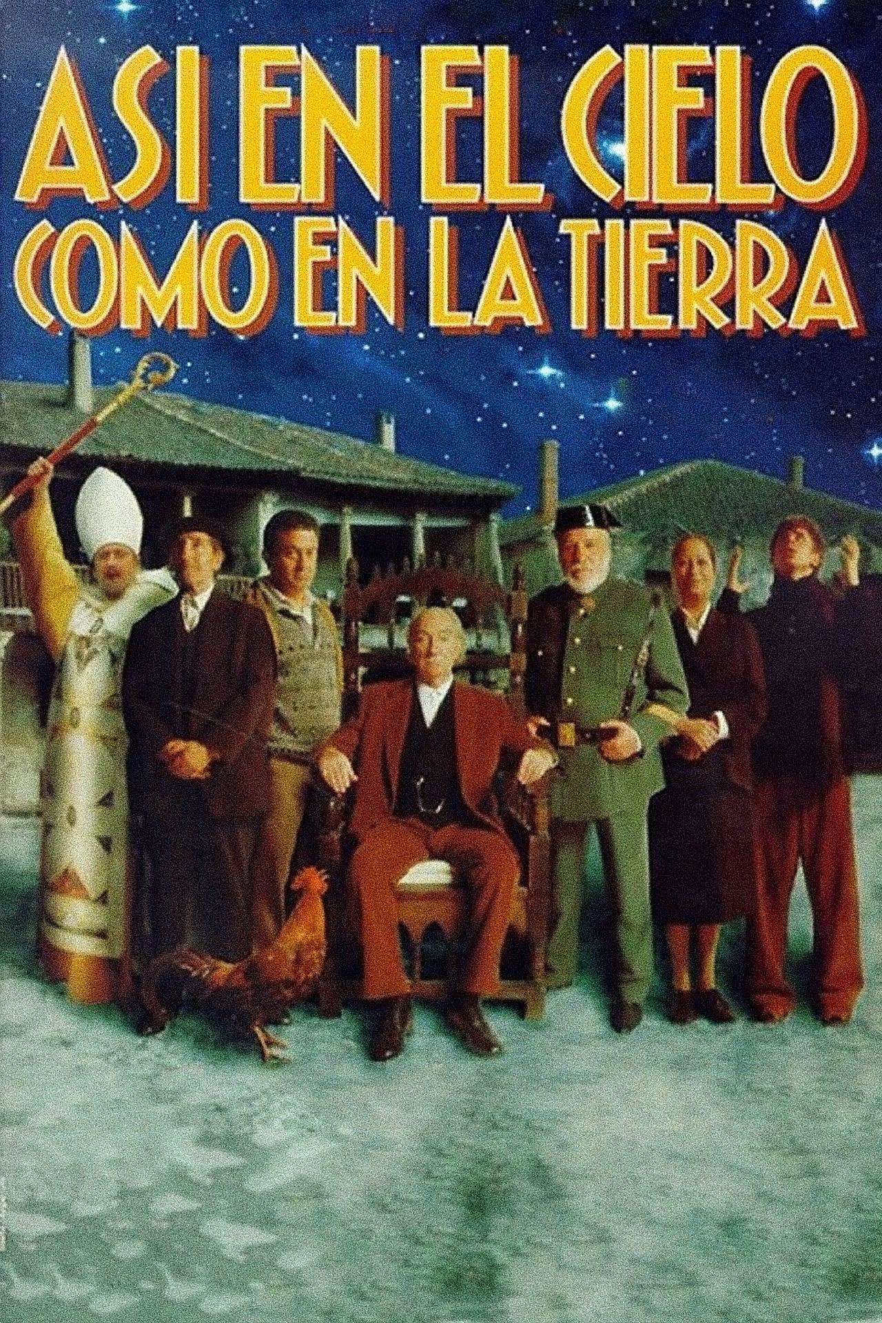 On Earth as It Is in Heaven (1995)