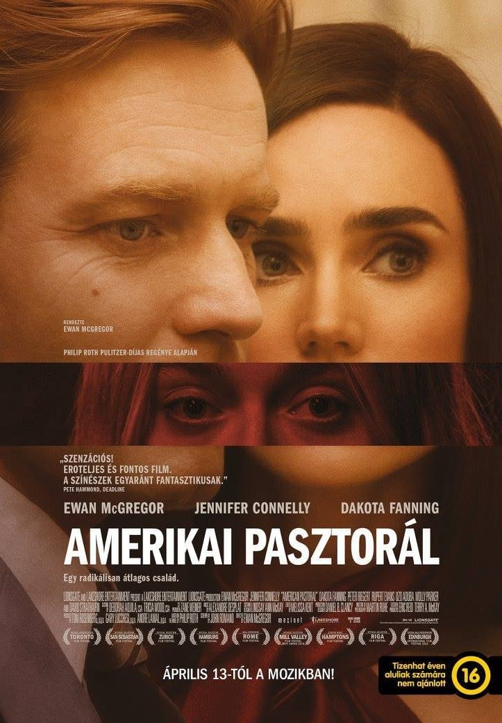 Poster and image movie American Pastoral