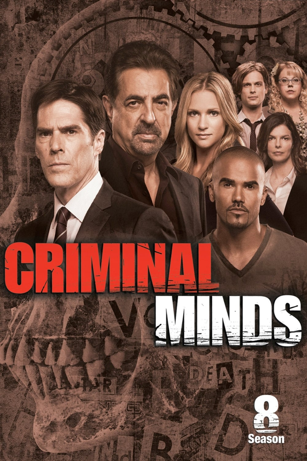 Criminal Minds Season 8