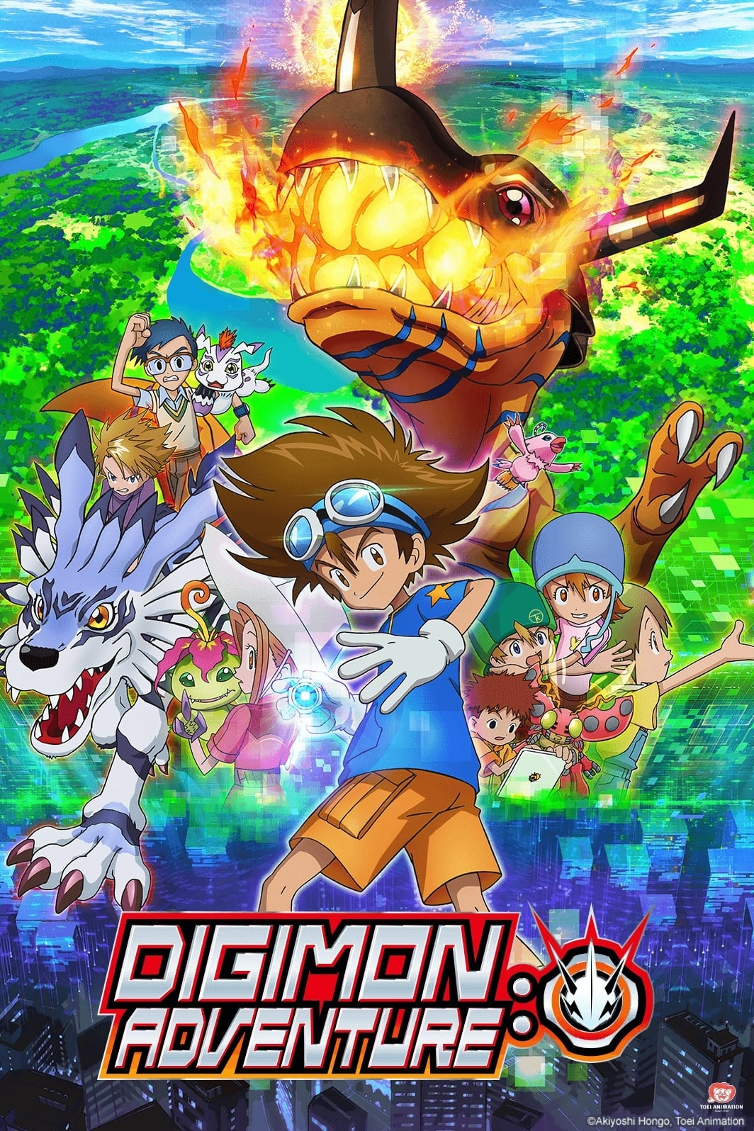 Nonton anime Digimon Adventure: Sub Indo