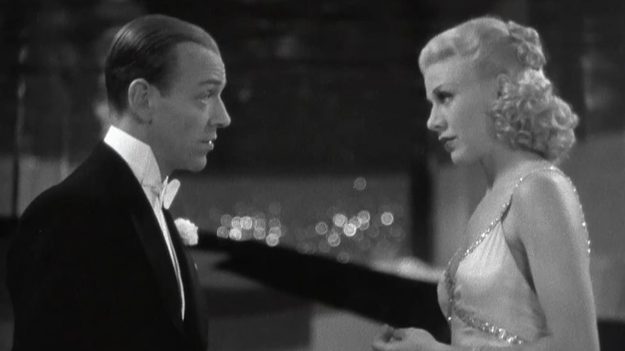 Sur les ailes de la danse (1936)