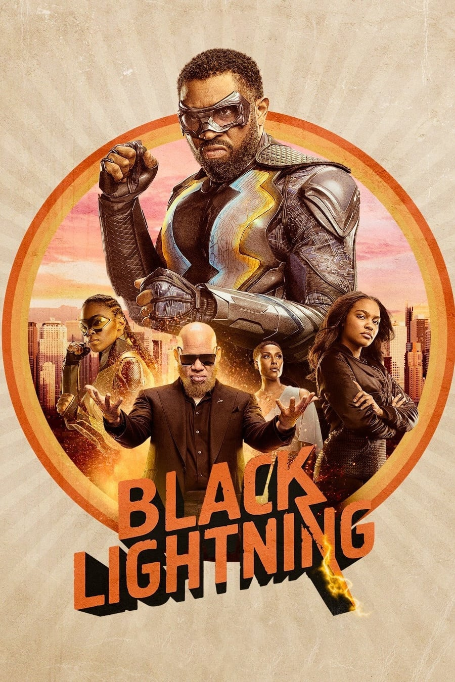 Black Lightning Season 2 Complete