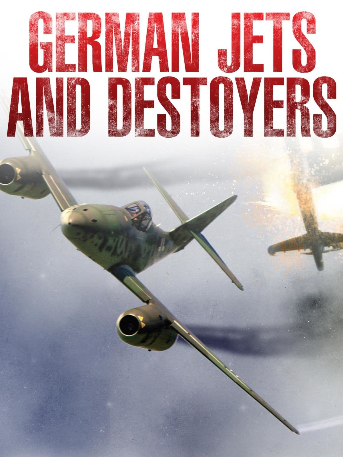 German Jets and Destroyers on FREECABLE TV
